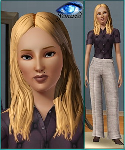 Wilma - sims3 model - young adult female